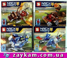 Конструктор з транспортом Nexo Knights (Нексо Найтс)