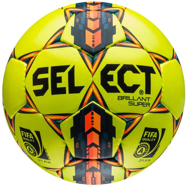 М'ячі футбольні Select