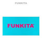 Большое хлопковое полотенце Funkita Still Lagoon