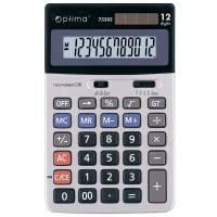 Калькулятор OPTIMA 12 разрядов 174*108*27мм O75502