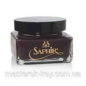 Крем для гладкой кожи Saphir Medaille D'or Creme 1925 цвет темно коричневый (05) 75 мл