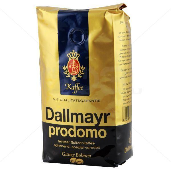 """Кофе в зернах """"Dallmayr"""" Prodomo 500 г"""