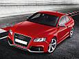 Решетка радиатора в стиле RS5 для Audi A5, фото 6