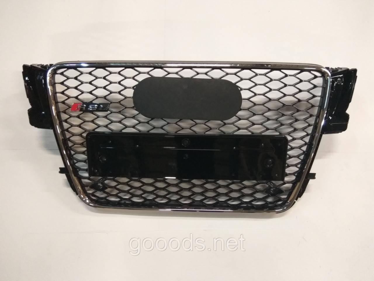 Решетка радиатора в стиле RS5 для Audi A5