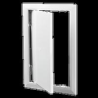 Дверь ревизионная Домовент Л 300х400