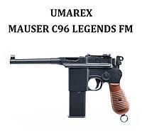 Пневматический пистолет Umarex Mauser C96 Legends FM, фото 1