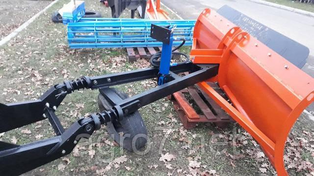 Отвал для трактора МТЗ-80, МТЗ-82, МТЗ-892