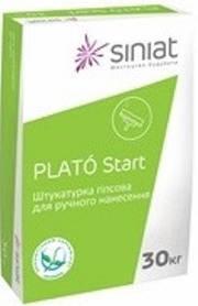 Гипсовая штукатурка Plato Start, 30 кг