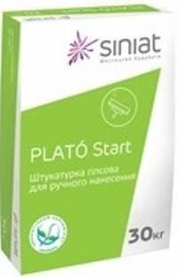 Гипсовая штукатурка Plato Start, 30 кг, фото 2