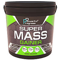 Гейнер Powerful Progress Super Mass Gainer (4 kg)