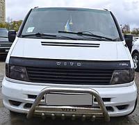 Дефлектор капота (мухобойка) Mercedes-Benz Vito 1996-2003 Код:73445424
