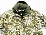 """Куртка зимняя """"Горка-БАРС"""" с трикотажным воротником пиксель VIP улучшенная, фото 3"""