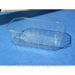 Упаковка пластиковая для фруктов. ягод и овощей пс-702(500 мл)