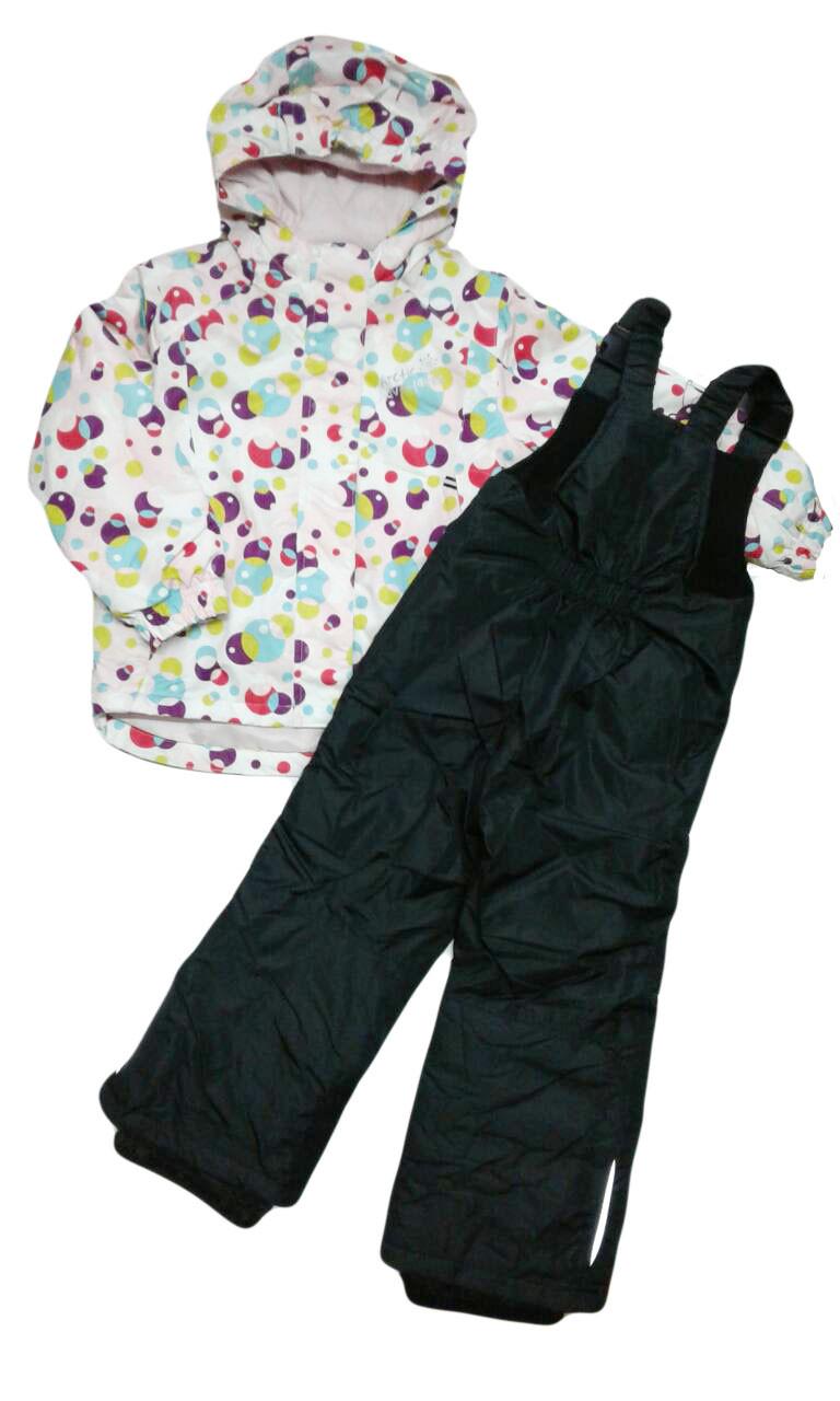 Комбинезон с курткой для девочки, Lupilu, размер 98/104, арт. Л-803