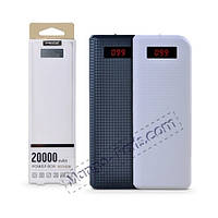 УЗУ Power Bank Proda Ling Long LCD PPL-12 (20000 mAh),белый