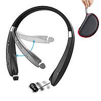 Беспроводные складные Bluetooth наушники с микрофоном HOBEST