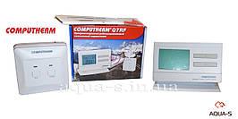 Термостат программируемый Computherm Q7 RF цифровой беспроводной (для систем отопления)