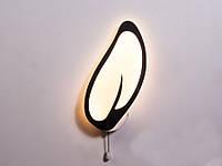 Настенный светильник led Dh 8096/1 BK
