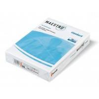 Бумага для принтера белая А4 80г/м 500л. MAESTRO Standard A4.80.MG Класс С