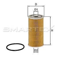 Фильтр масляный SMARTEX ОЕ18051ЕСО (SCT SH 4081 P)
