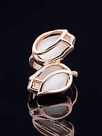 Кольцо из кошачьего глаза Fashion (022443-160)