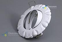Встраиваемый светильник Feron DL6124 белый, фото 2