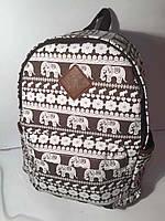 Рюкзак brown elephant 4399 Коричневый (50x27 см) купить оптом со склада 3188c616a57