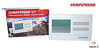 Термостат комнатный программируемый Computherm Q7 с дисплеем для систем отопления (Венгрия)