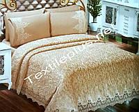Постельный комплект с покрывалом Hasben Турция