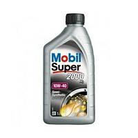 Масло моторное Mobil Super 2000 X1 10W40, (1л) Код:104095382