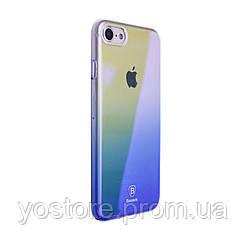 "Пластиковая накладка Baseus Glaze Ultrathin для Apple iPhone 7 / 8 (4.7"") (18546)"