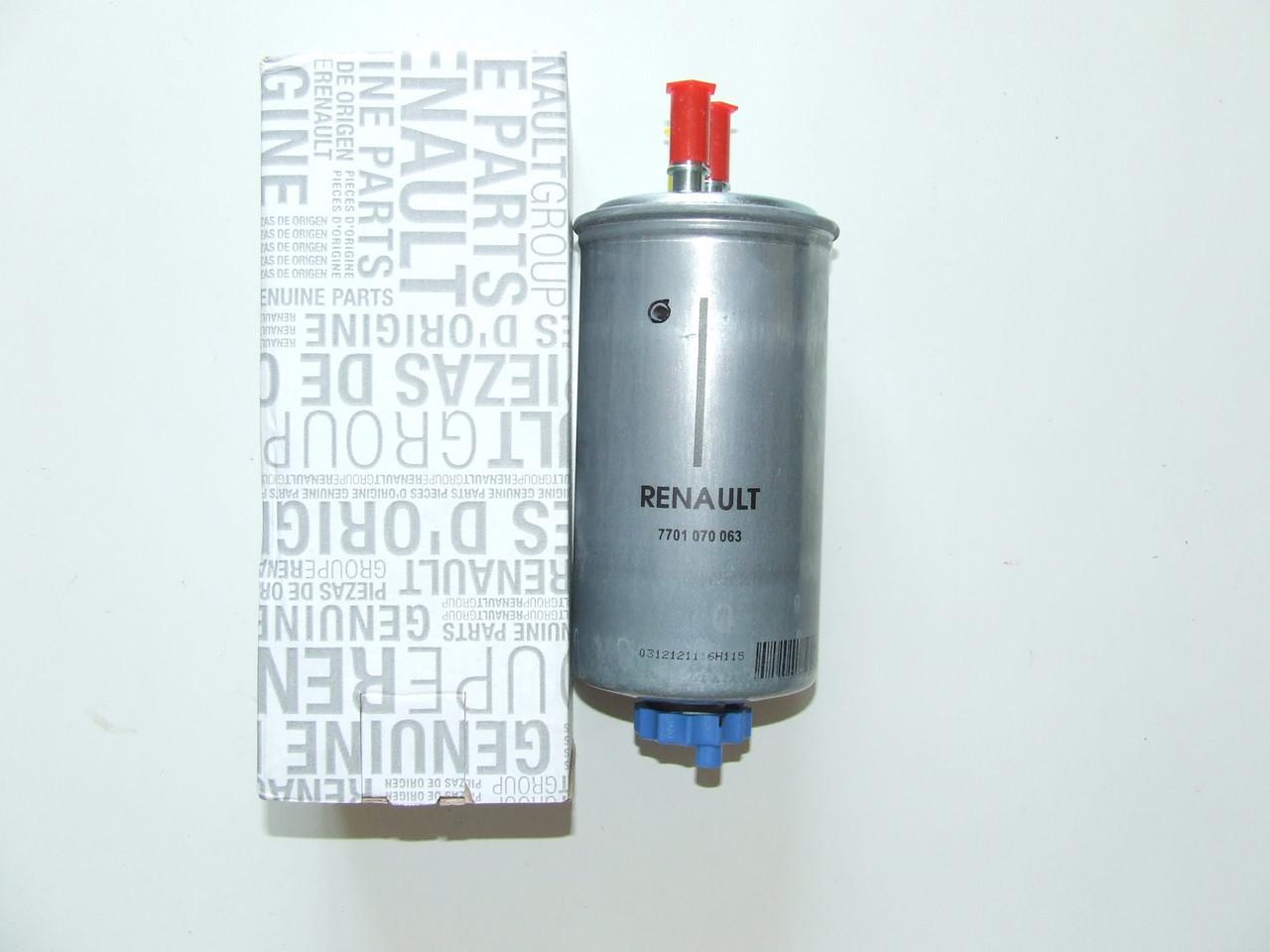 Фильтр топливный Рено Логан , Дастер 1.5 Dci