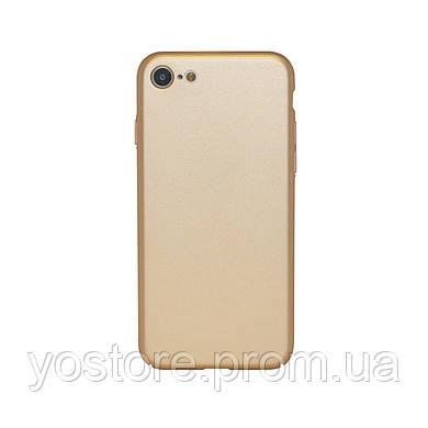 """Пластиковая накладка soft-touch с защитой торцов Joyroom для Apple iPhone 7 / 8 (4.7"""") (17452)"""
