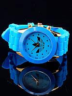 Женские часы Силиконовый ремешок (022008)