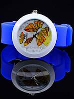 Женские часы Силиконовый ремешок (022219)