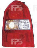 Новые задние фонари Хундай Туксон Hyundai Tucson