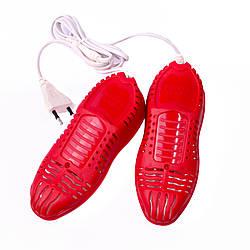 """Электрическая сушилка для обуви """"Ботинок"""" Турбо"""