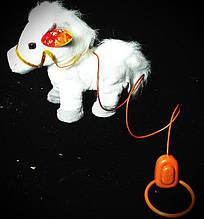 Лошадка музыкально-механическая 26 см детская музыкальная игрушка