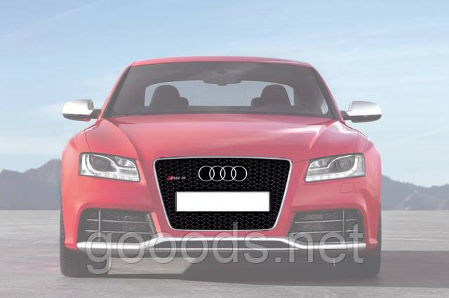 Решетка радиатора в стиле RS5 для Audi A5 2008-2012