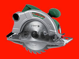 Дисковая пила на 165 мм DWT HKS12-54
