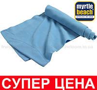 Шарф из микрофлиса унисекс Цвет Небесно-голубой MB7742-LBL