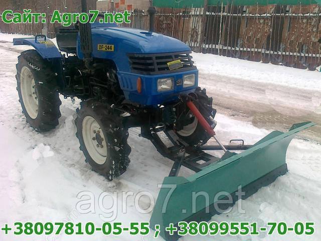Отвал для трактора Донг Фенг DF 244