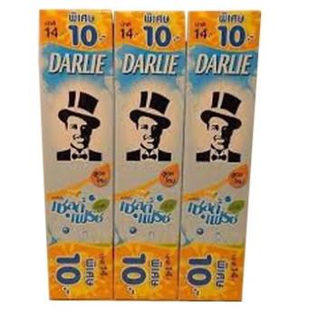 Лечебная зубная паста Darlie свежая мята 40 г