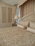 Обивка (драпировка) стен тканью