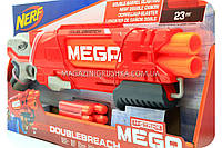 Бластер Hasbro Nerf Mega Doublebreach (B9789)