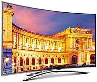 Телевизор Hisense UB55EC870 - 55-дюймовый 3D-изогнутый смарт-телевизор с ультра HD