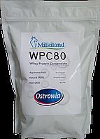 Протеин WPC 80 Milkiland Ostrowia (Польша), фирменный пакет