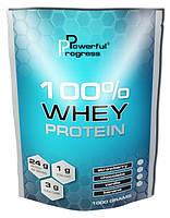 Powerful Progress 100% Whey Protein 1000 грамм
