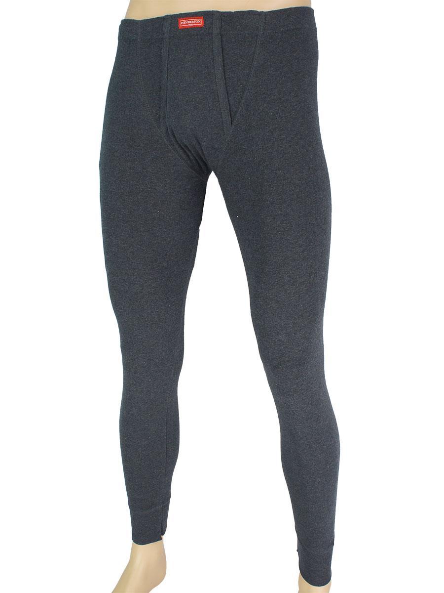 Мужские штаны-кальсоны Henderson 4862-A6 в сером цвете