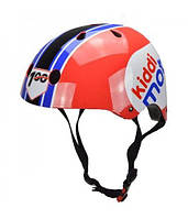 Детский шлем Kiddi Moto Team от 2 лет (размер S - 48-53 см) ТМ Kiddi Moto HEL-67-41